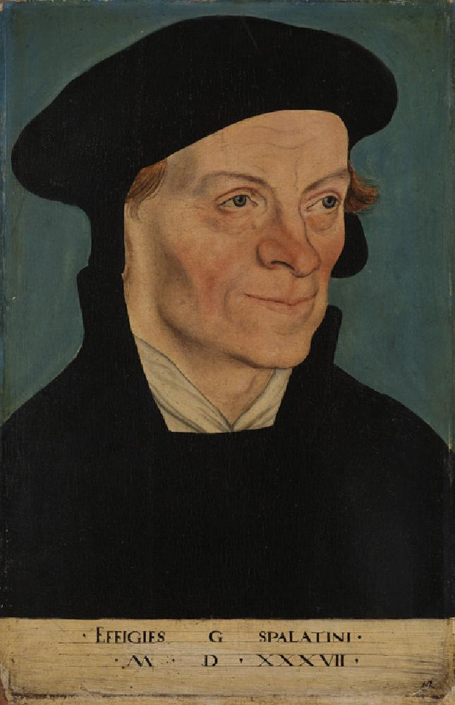 14.11.2017 Vortrag Reformation im Altenburger Land und das wirken von Georg Spalatin - Schmölln